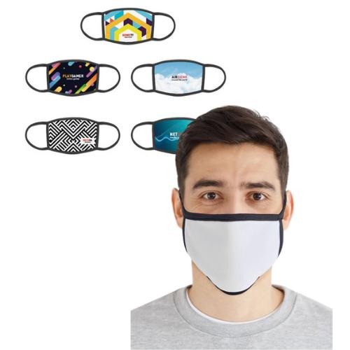 Mundschutz mit Logoaufdruck